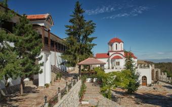 Лековитата сила на Кукленския манастир и Архитектурно - исторически резерват  Стария Пловдив