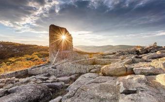 Перперикон – Каменните гъби – Светилището на отец Боян Саръев