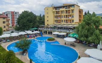 Почивка в Хисаря - 6 дни (закуска, обяд, вечеря, спа + транспорт) -  от Бургас