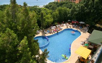 Почивка в Златни пясъци (хотел Тинтява 3*)  закуска, обяд, вечеря + транспорт - отпътуване от Пирдоп