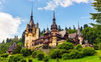 Румъния - Страната на Дракула!!! ( Синая - Бран - Брашов - Букурещ )